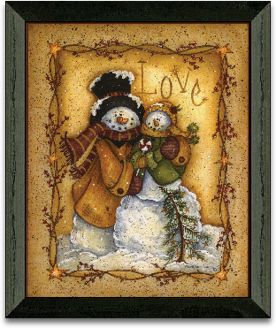 Snow Folk Love preview