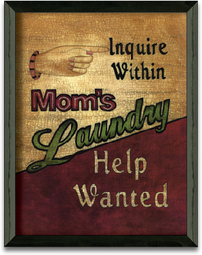 Laundry Help Wanted preview