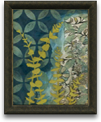 18x24 Peridot Botani...<span>18x24 Peridot Botanical II</span>