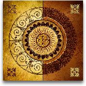 Sun Wheels III