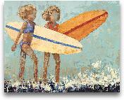 Bikini Surf - 20x16