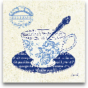 Blue Cups I