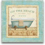 Beach Hotel I 12x12