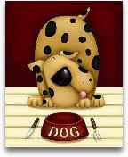 Dinner's In The Dog ...<span>Dinner's In The Dog - Mini</span>