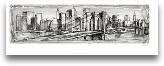 Pen & Ink City S...<span>Pen & Ink City Scape II</span>