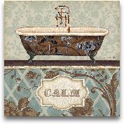 Bathroom Bliss II 10x10