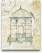 Bird Cage IV - 11x14