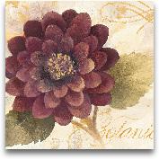 Abundant Floral II -...<span>Abundant Floral II - 18x18</span>