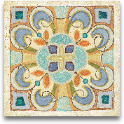 Birds Garden Tile II...<span>Birds Garden Tile II - 12x12</span>