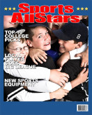"8x10 ""Sports All Stars"" Cover"