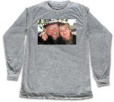 Long Sleeve Ash Heather T-Shirt