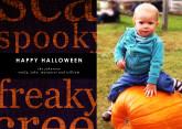 5x7 Card: Spooky Halloween