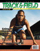 """8x10 """"Track and Field"""" Cover"""
