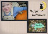 5x7 Card: Happy Halloween