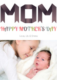 Mom Ribbon Font