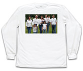 Long Sleeve White T-Shirt