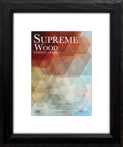 Supreme Woods Black 5x7