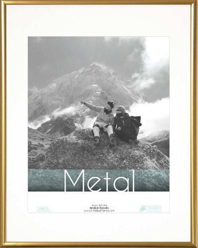 Metal Gold 8x10