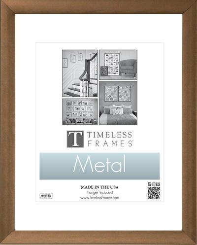 New Metal  Bronze 8x10