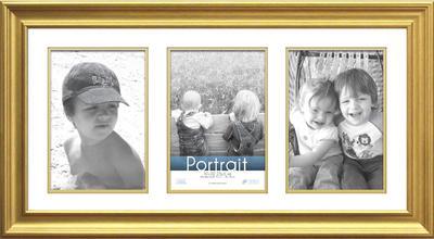 Lauren Collage - Gold 10x20