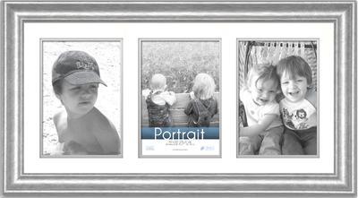 Lauren Collage - Silver 10x20