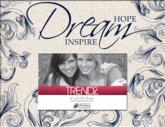 Hope Dream Inspire Decoupage