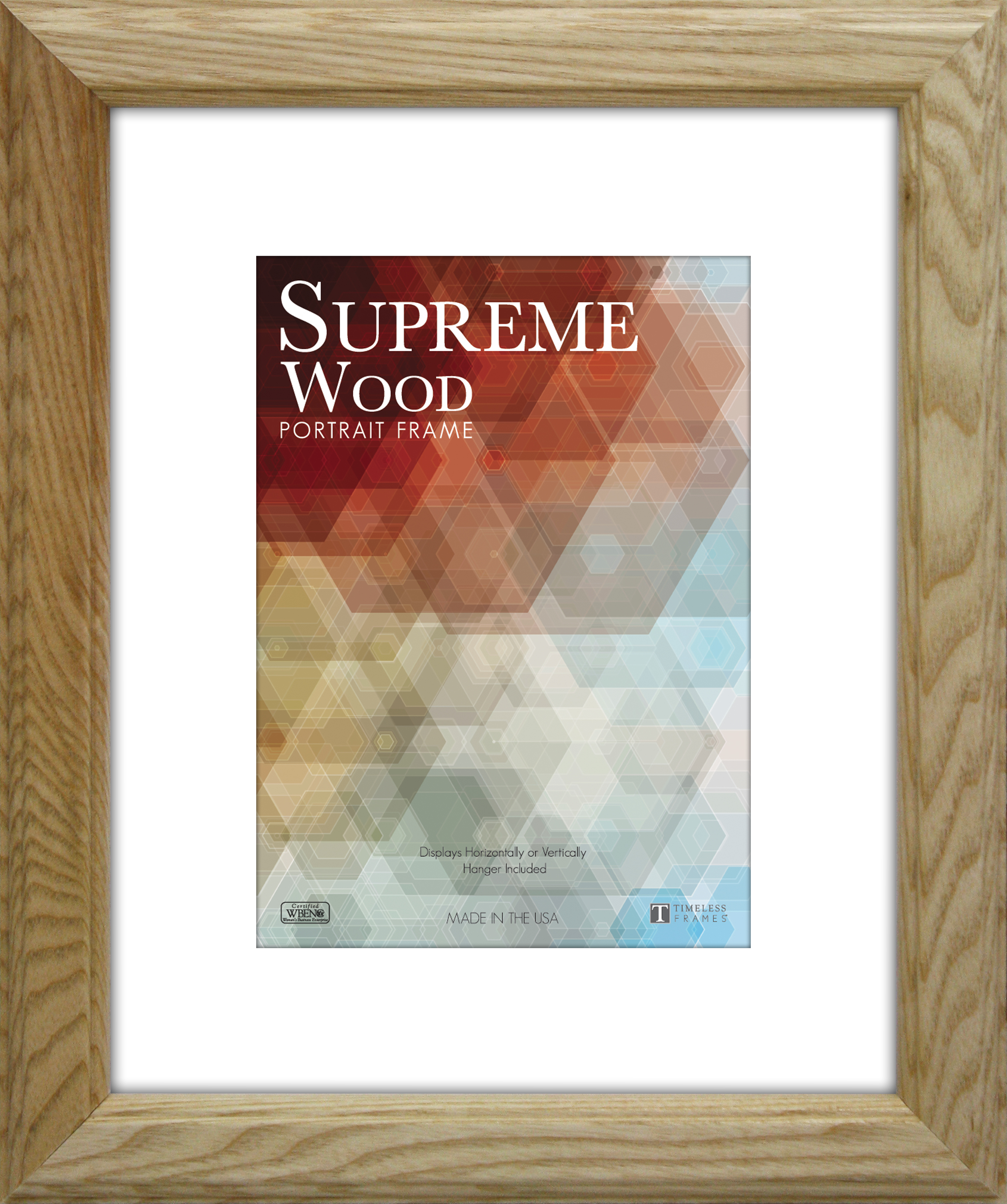 View - Supreme Woods Natural - 5x7 - Supreme | Timeless Expressions