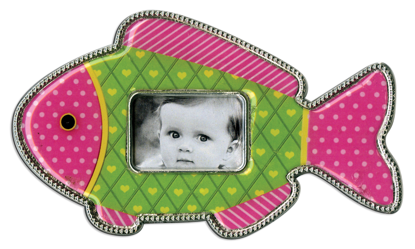 View pink and green fish epoxy magnet timeless expressions jeuxipadfo Images
